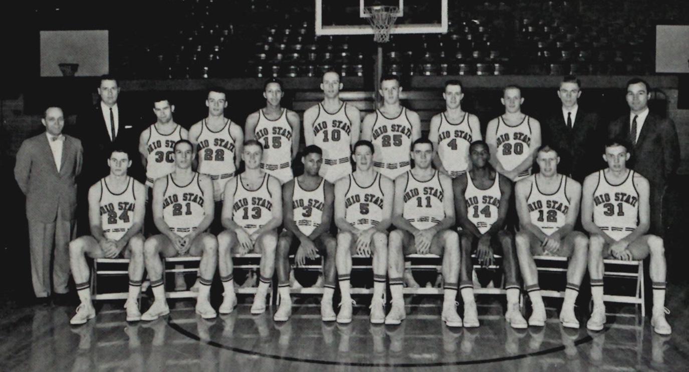 1959 60 Ohio State Buckeyes Men S Basketball Team Wikipedia