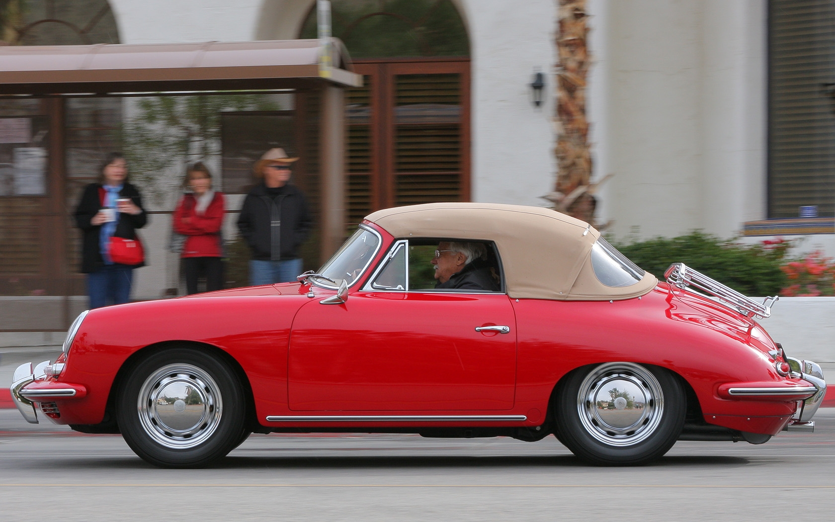 File 1960 Porsche 356 B Super 90 Roadster Red Svl Jpg