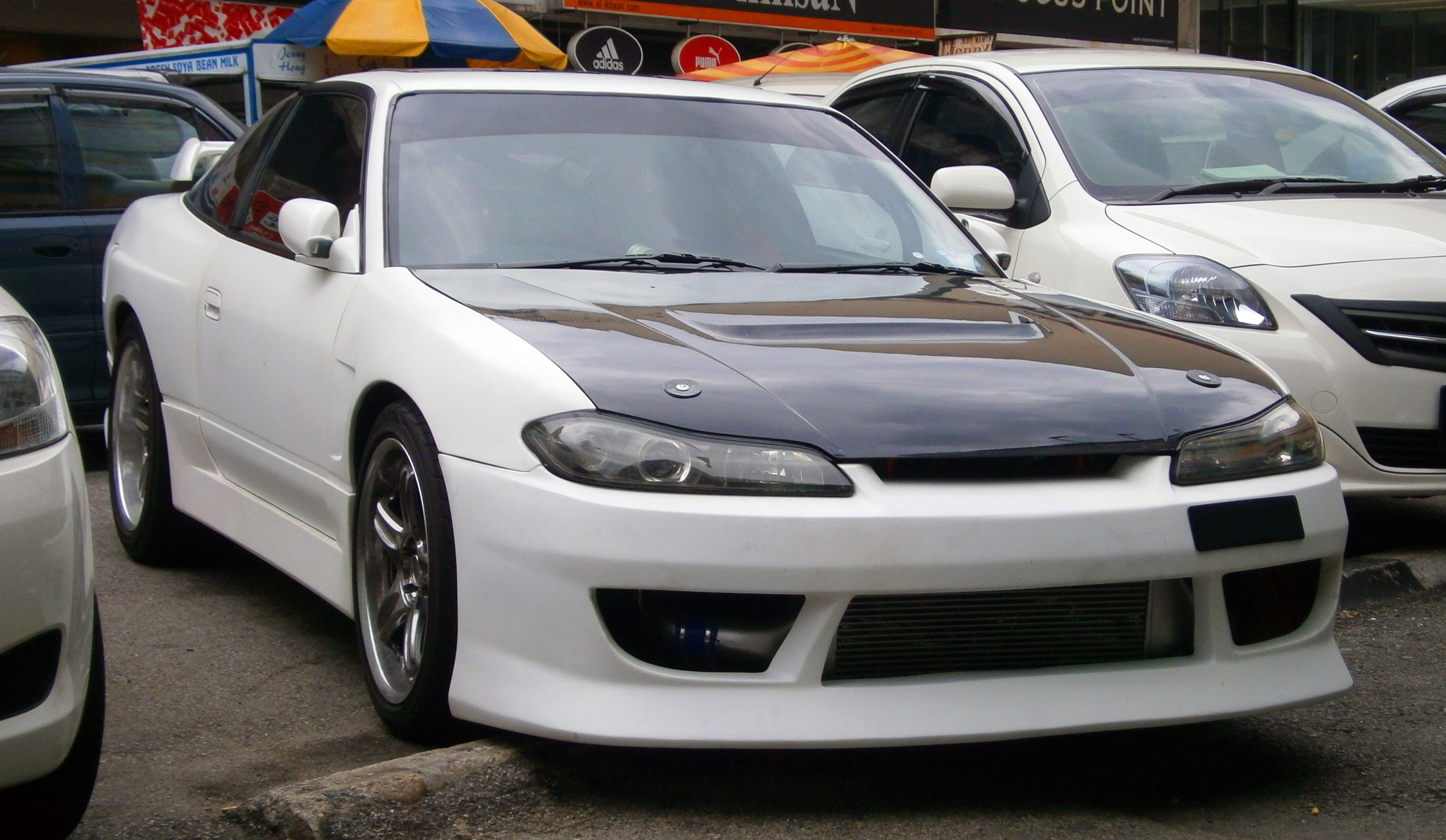 file19992002 nissan silvia s15 modified in petaling