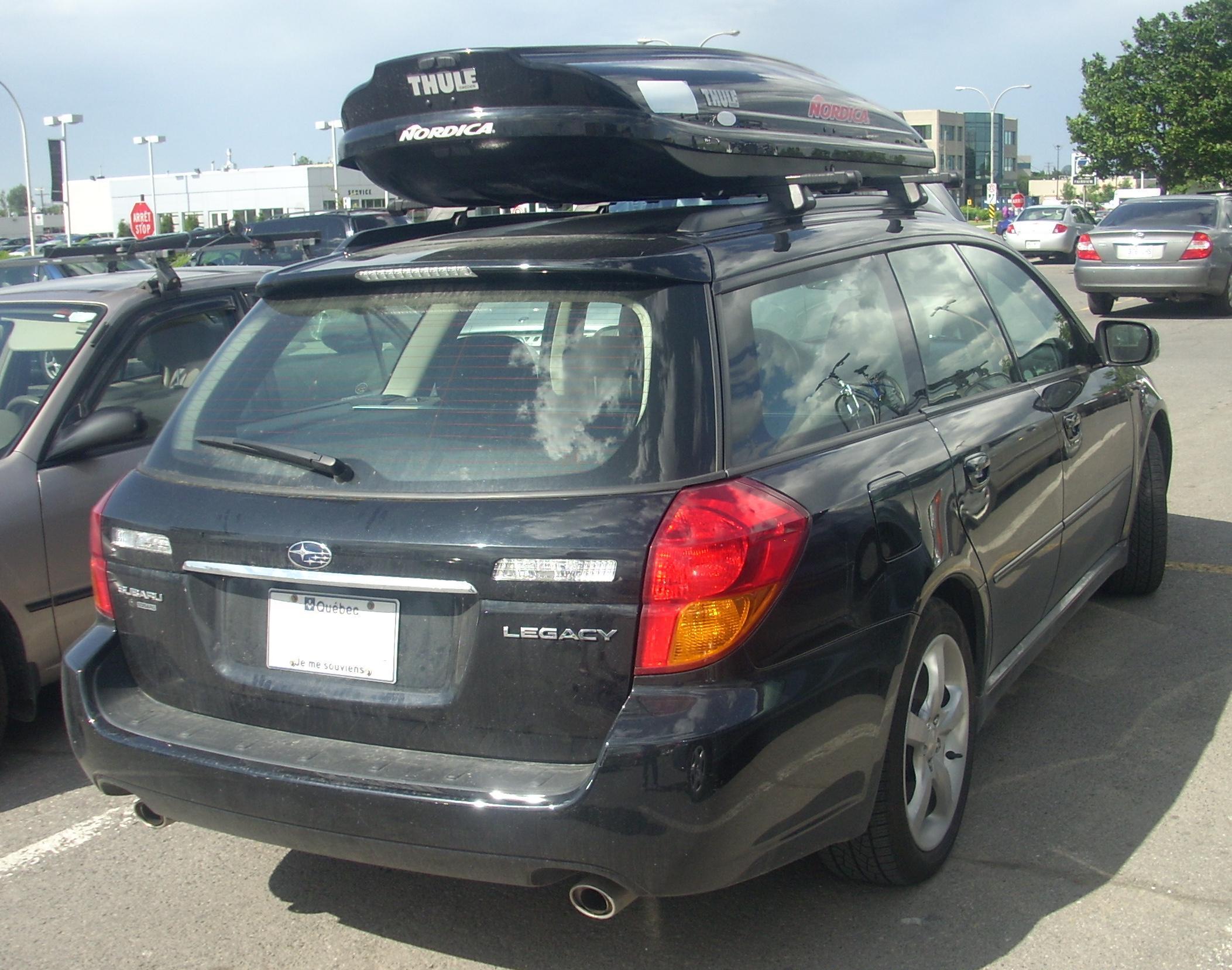 07 legacy wagon