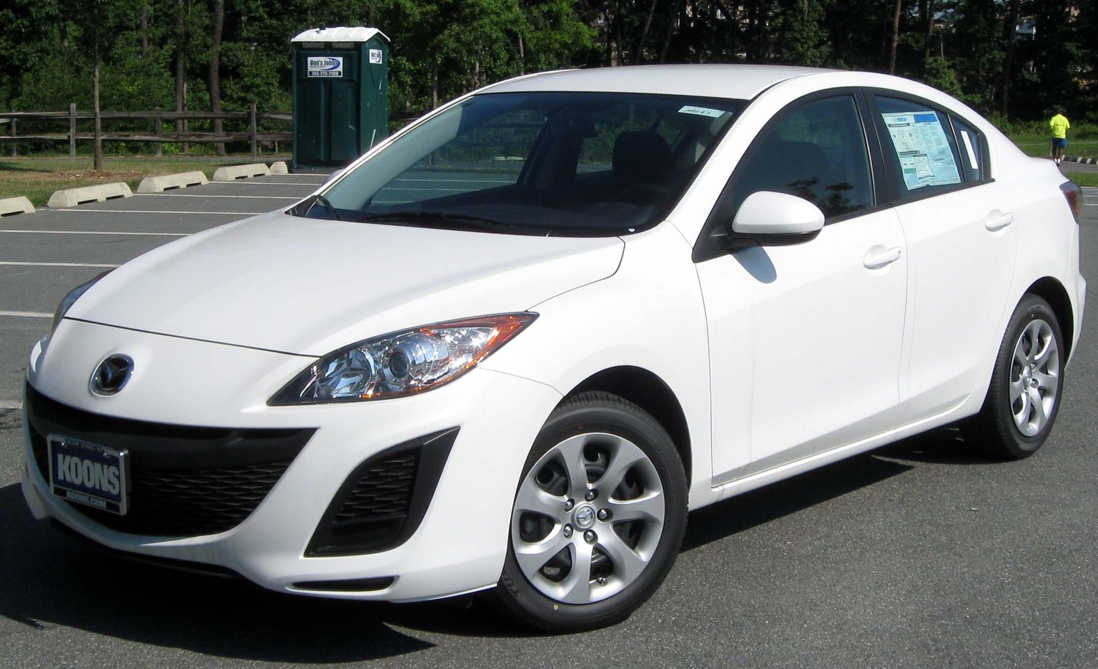 Mazda 3i Sport >> File:2011 Mazda3 i Sport sedan -- 07-07-2011.jpg - Wikimedia Commons