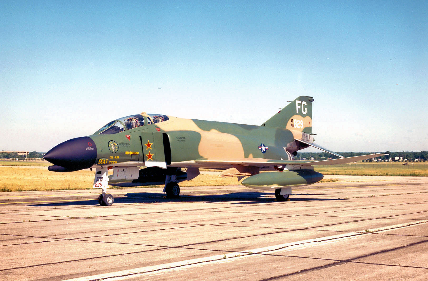 File433d Tactical Fighter Squadron
