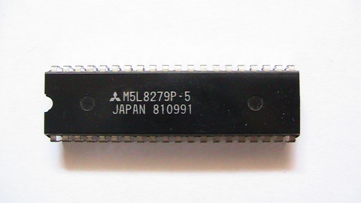8279 Datasheet (PDF) - Intel Corporation
