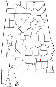 Loko di Brundidge, Alabama