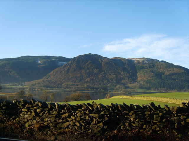 Above Bassenthwaite Lake - geograph.org.uk - 1070327