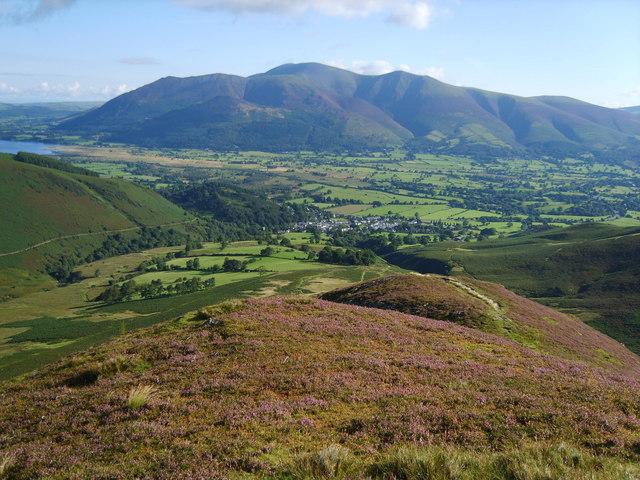 Above Coledale - geograph.org.uk - 935671