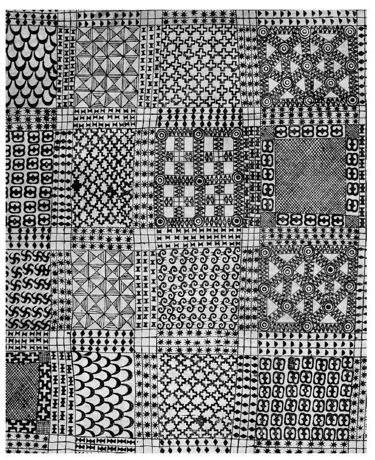File Adinkra Cloth Jpg Wikimedia Commons
