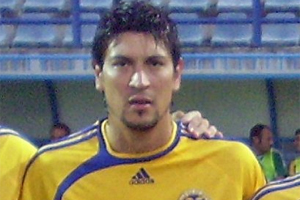 Julio Alcorsé Argentine footballer