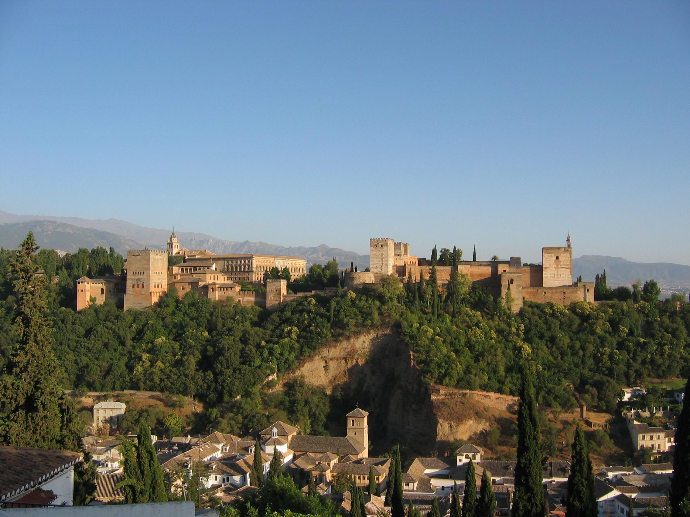 Alhambra Palace  Grana...
