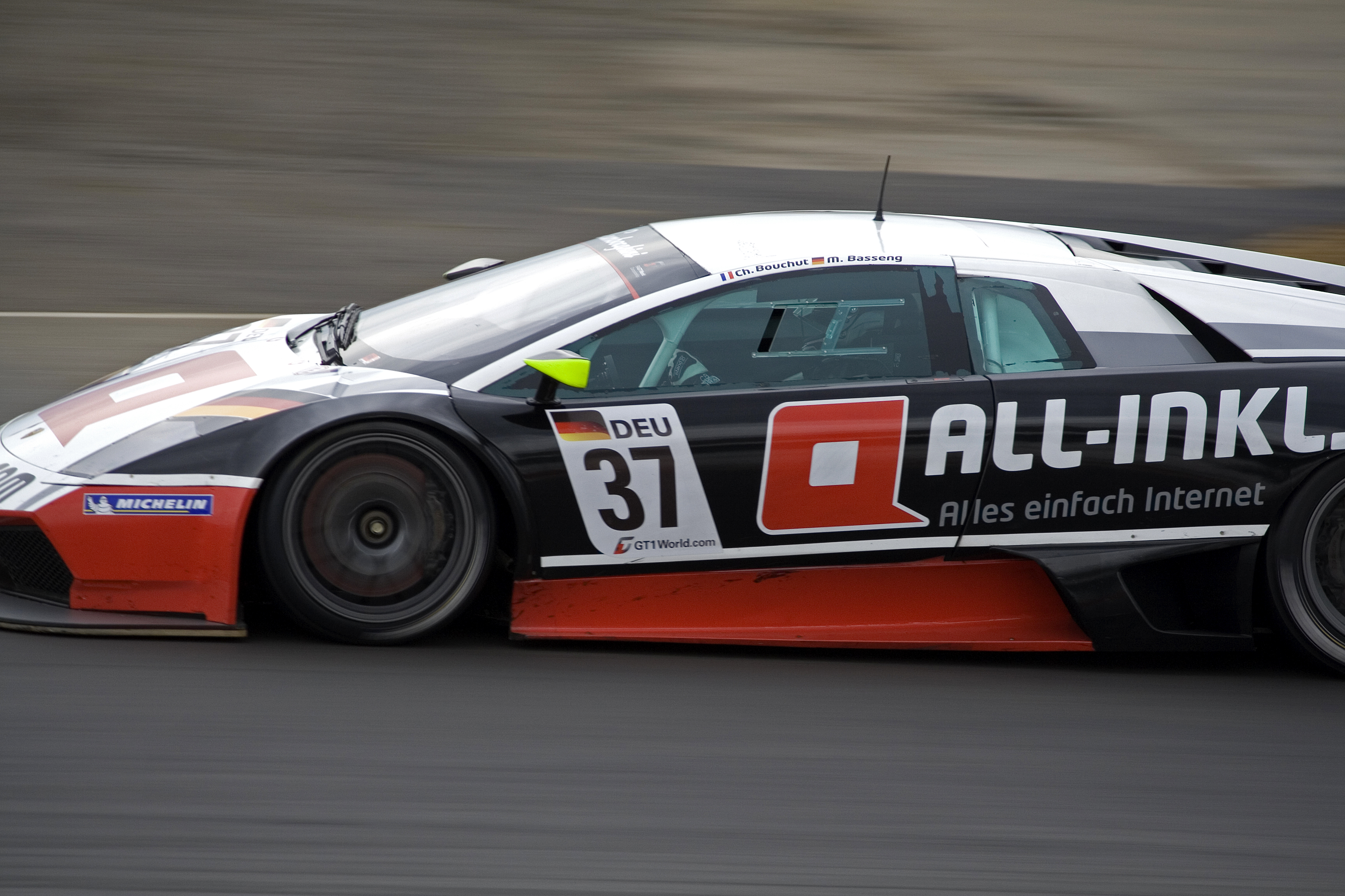 Gearheads And Monkeywrenches Fia Gt1 All Inkl Racing