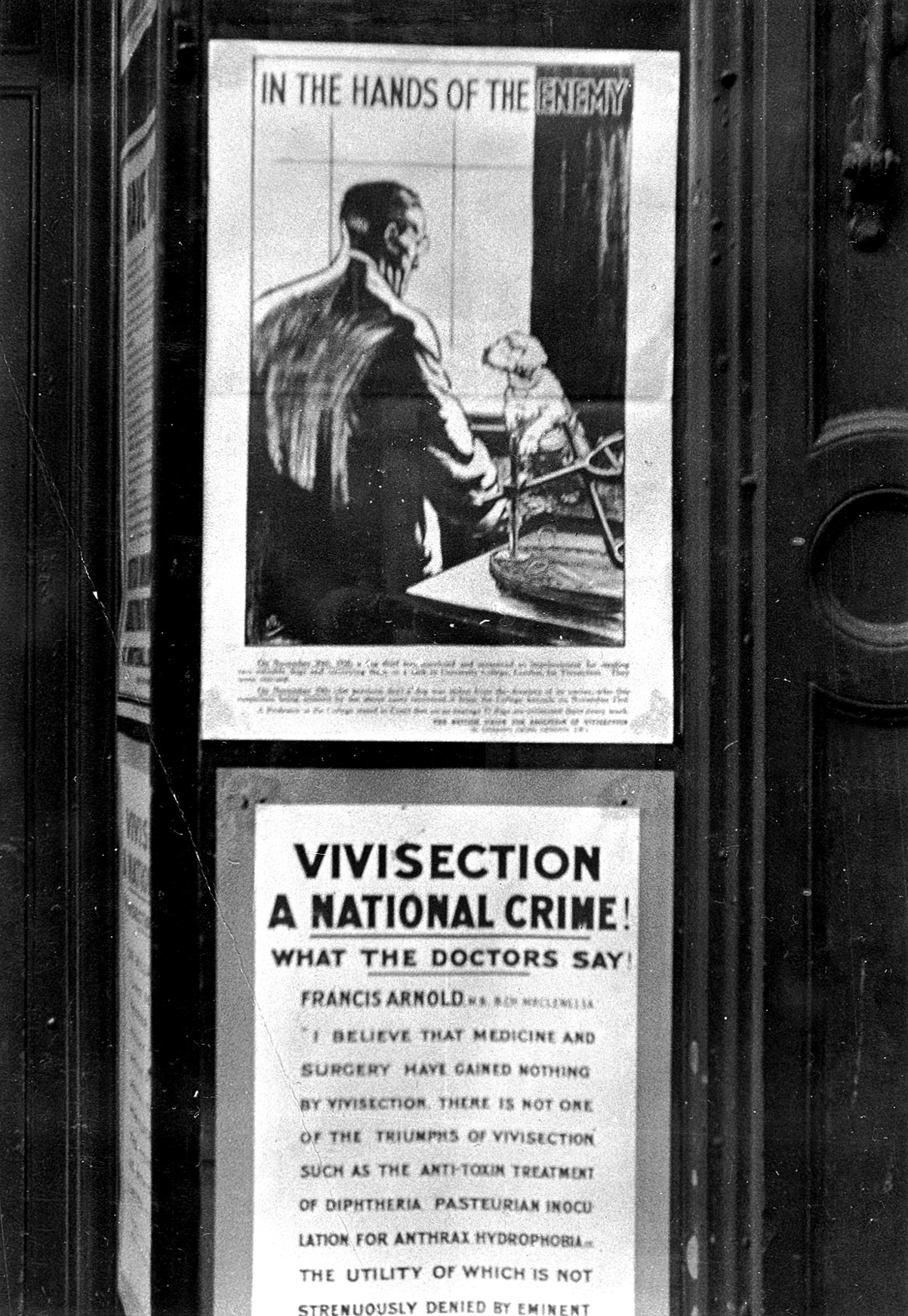 File:Anti-vivisectionist propaganda Wellcome L0026646.jpg ...