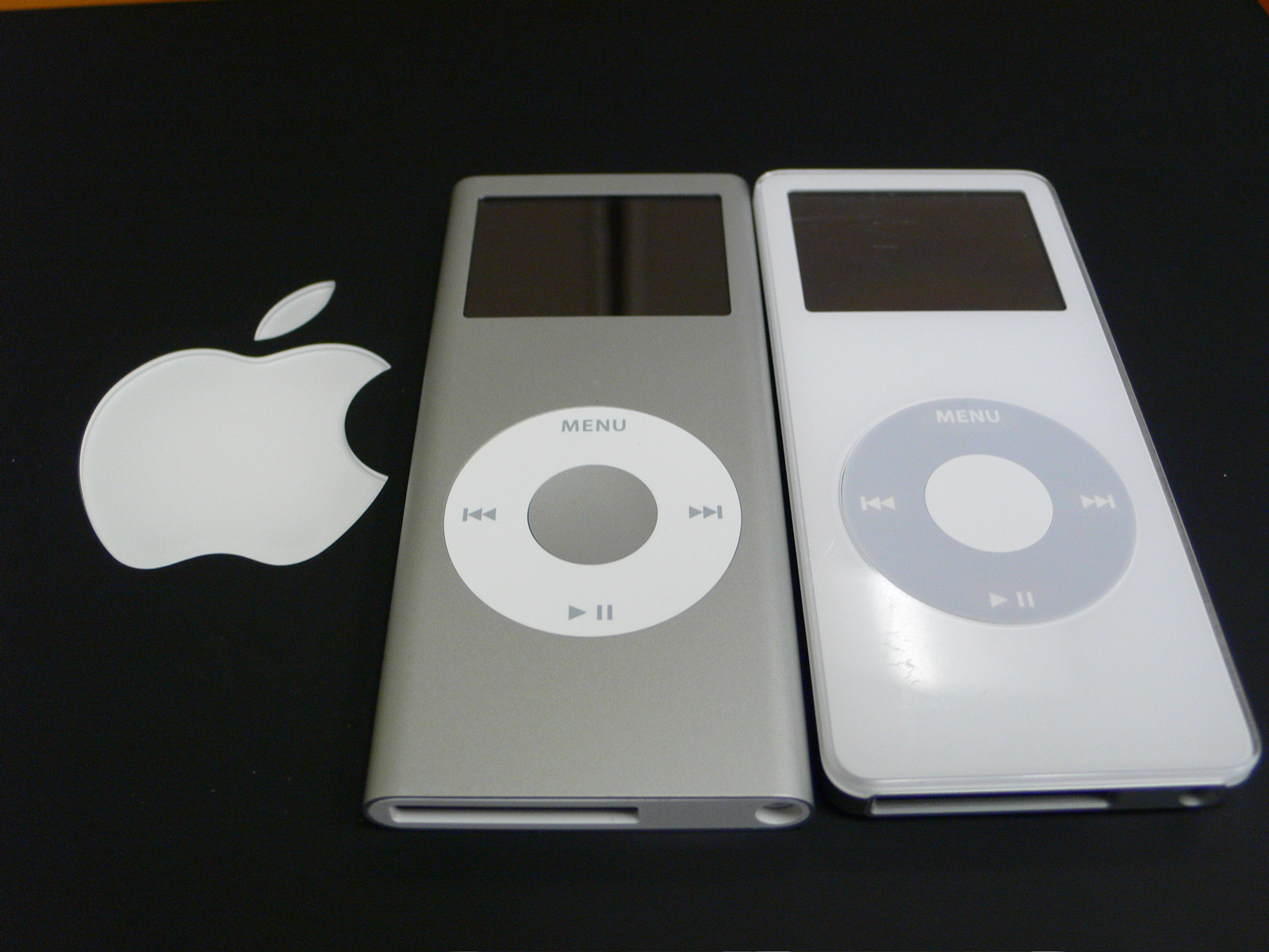 apple ipod nano 1st generation how to turn on