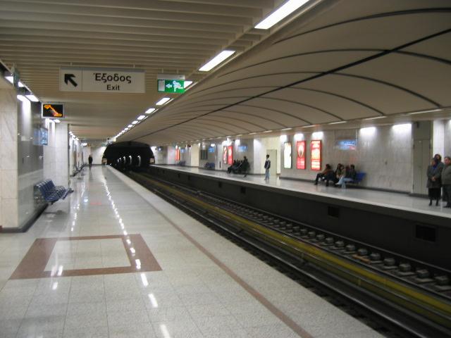 Σταθμός Μέγαρο Μουσικής (Μετρό Αθήνας)