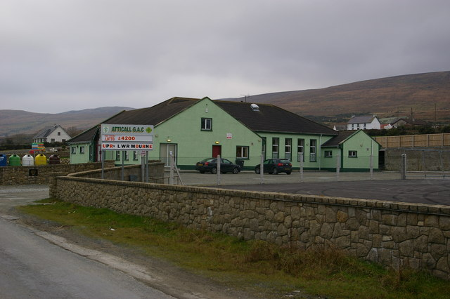 File:Attical GAC and community centre - geograph.org.uk - 1095508.jpg