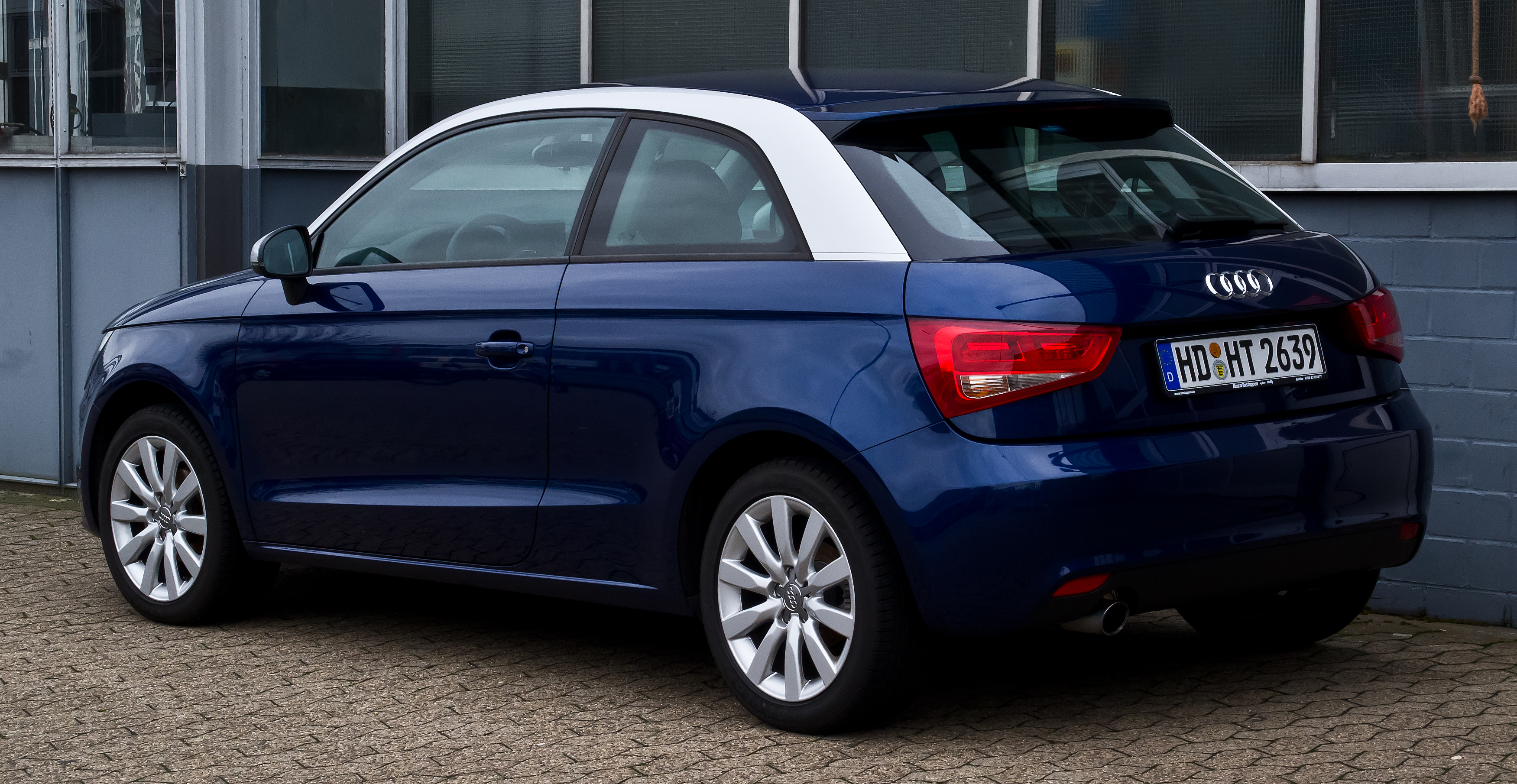 Audi A1 2013 - Viewing Gallery