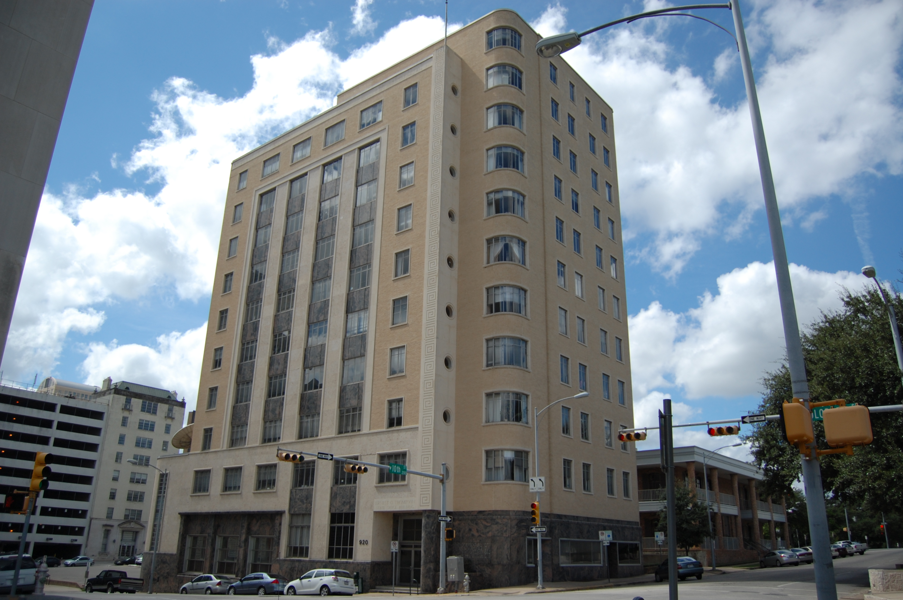 Austin Daily Tribune Building