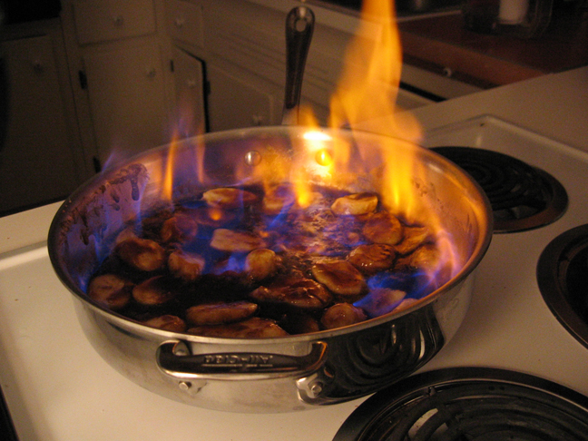 Flambé - Wikipedia