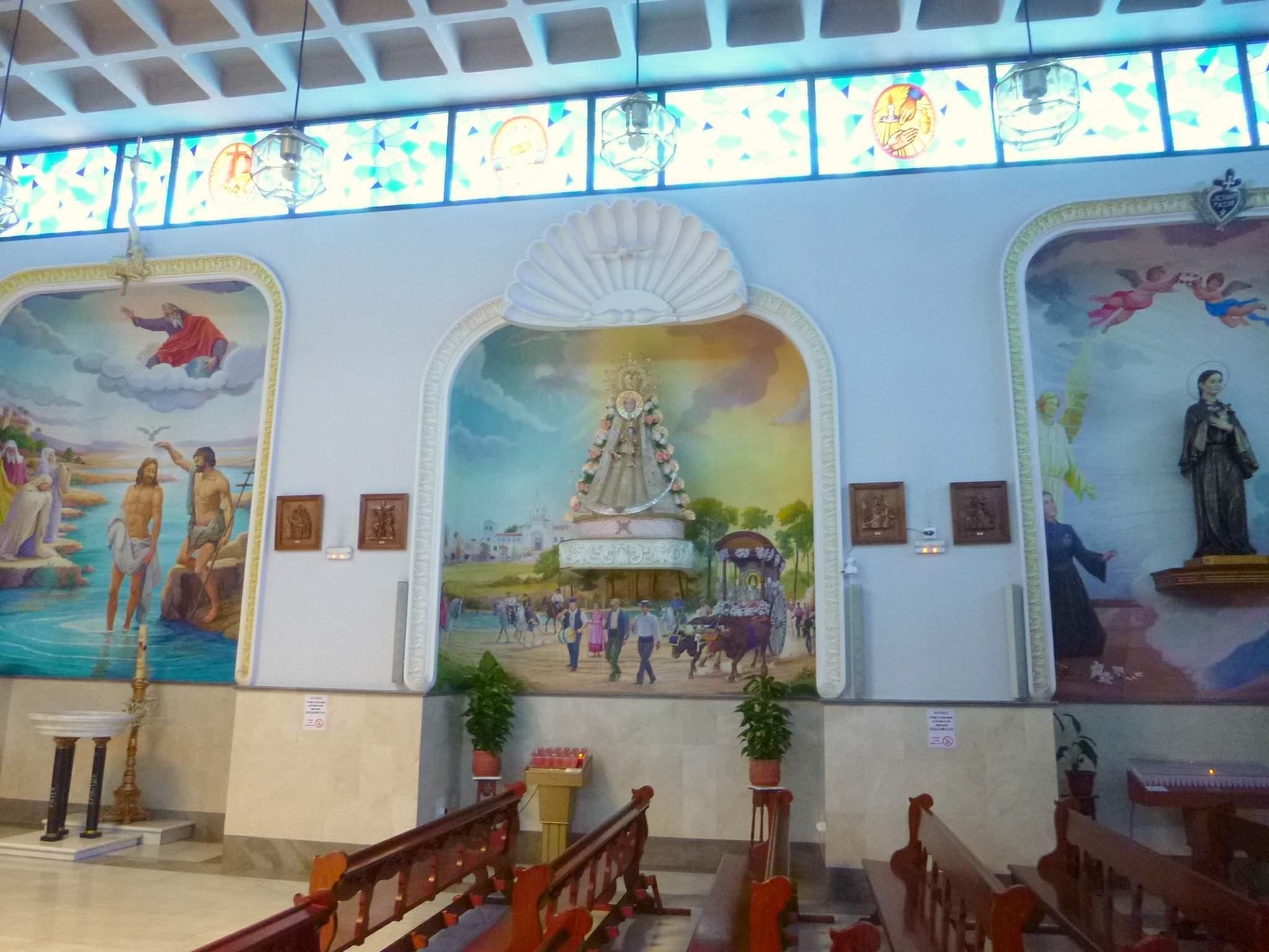 File Benidorm Parroquia De Nuestra Señora De La Almudena 7 Jpg Wikimedia Commons