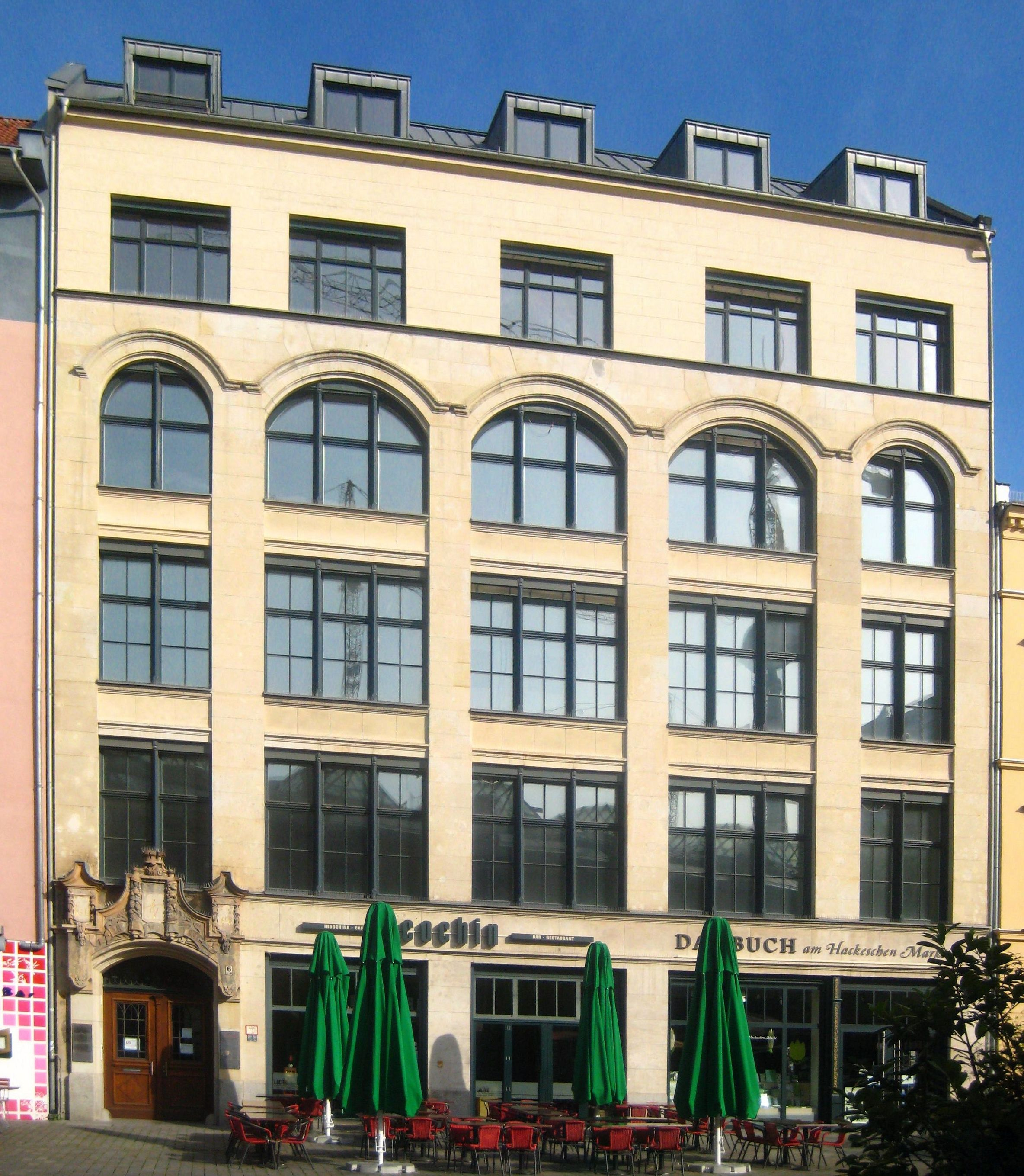 Fileberlin mitte neue promenade 6 geschaeftshaus jpg wikimedia