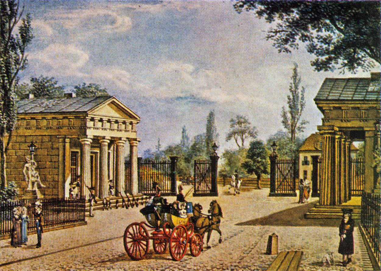Файл:Berlin Potsdamer Tor 1820.jpg