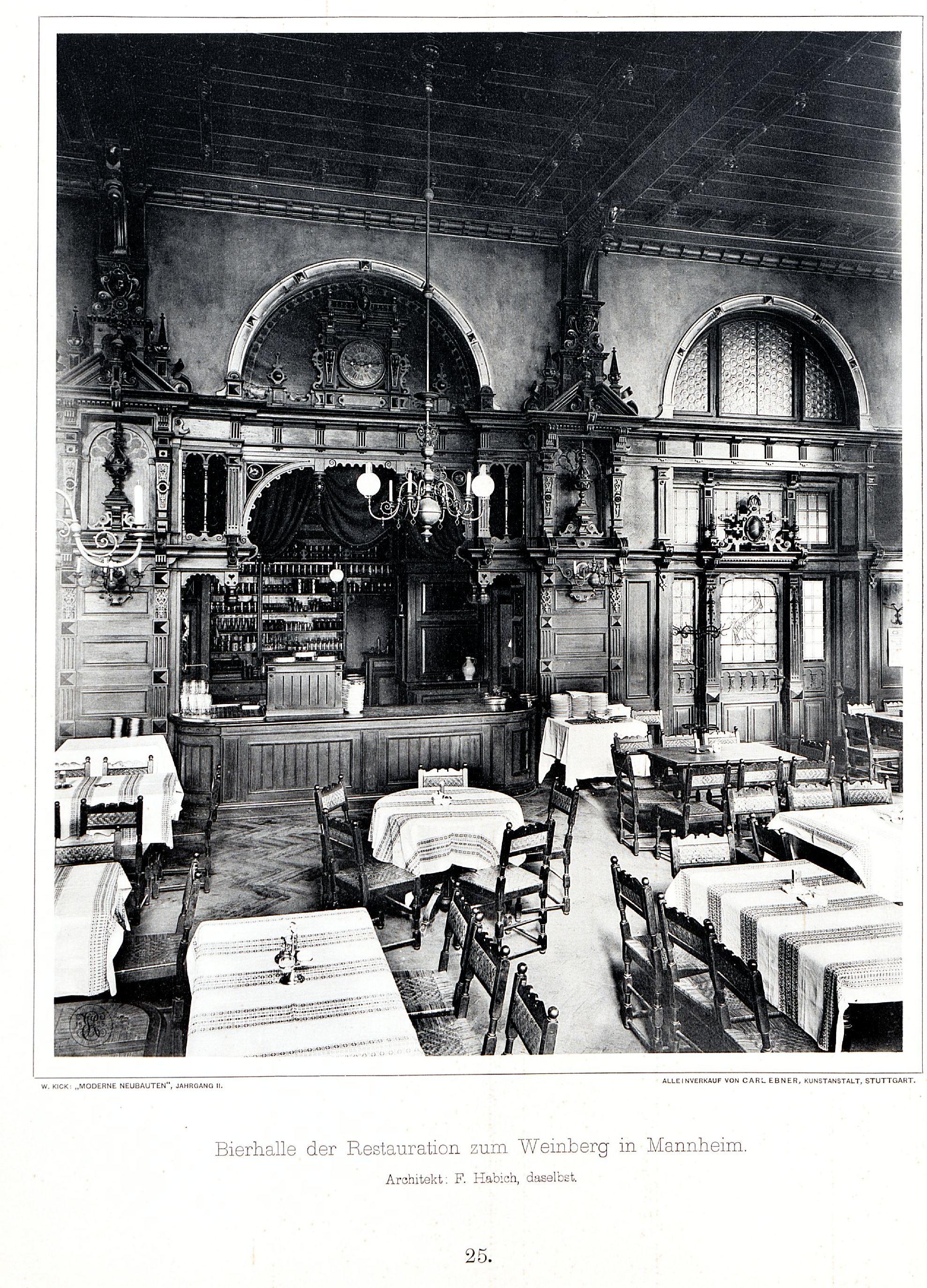 File bierhalle der restauration zum weinberg in mannheim - Architekt mannheim ...