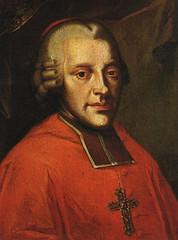 La relación de Mozart con su patrón el arzobispo de Salzburgo, Hieronymus von Colloredo, fue bastante turbulenta por sus continuas discusiones y desembocó en la renuncia del compositor y su marcha a la ciudad de Viena.