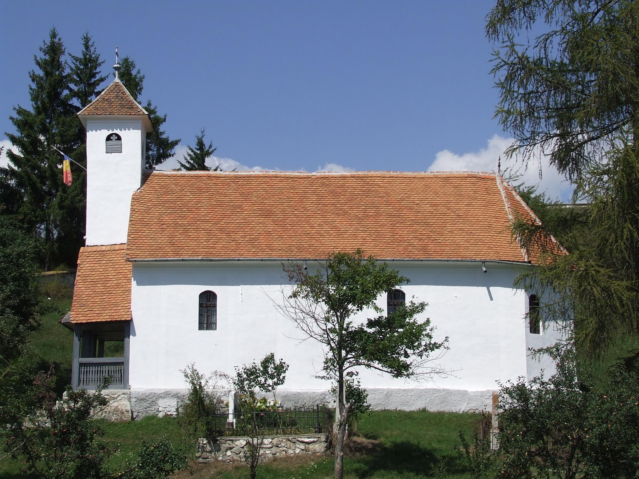 Biserica de lemn din Sândominic