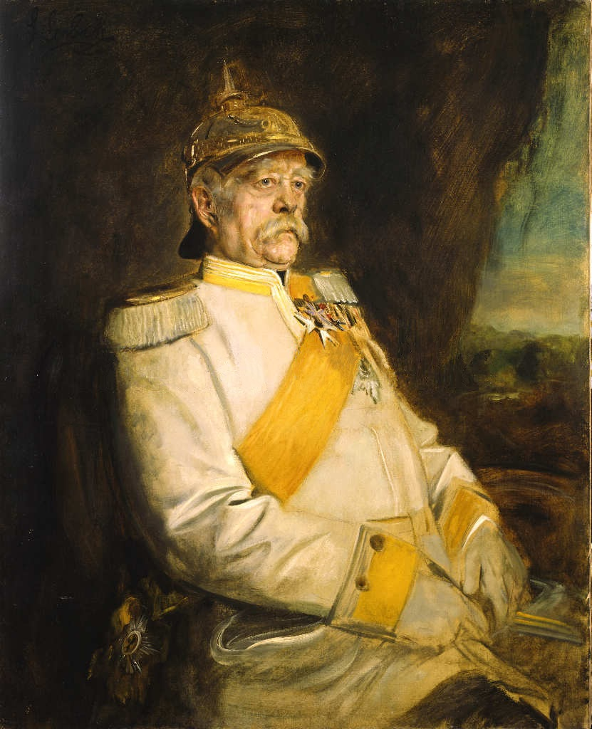 otto von bismarck Germany became the first nation in the world to adopt an old-age social  insurance program in 1889, designed by germany's chancellor, otto von  bismarck.