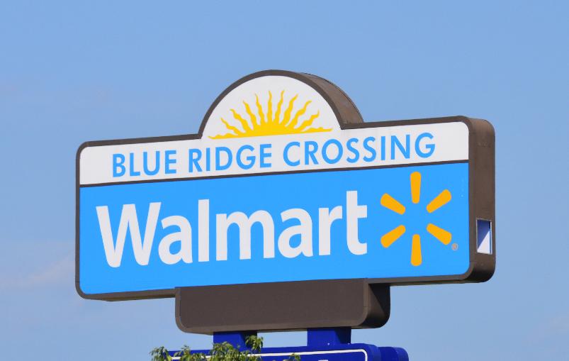 Blue Ridge Crossing Wikipedia
