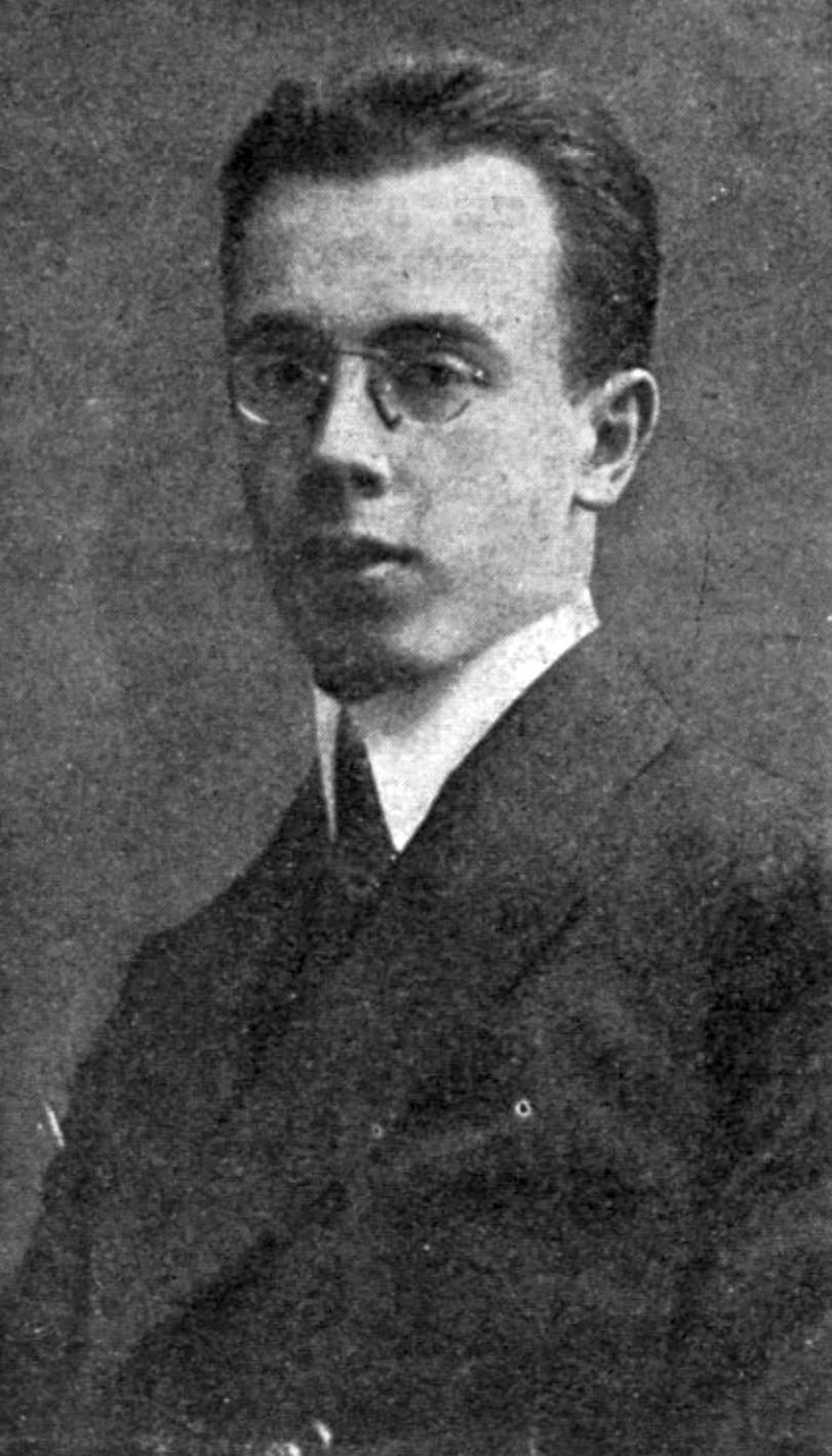 Dmitry Bogrov