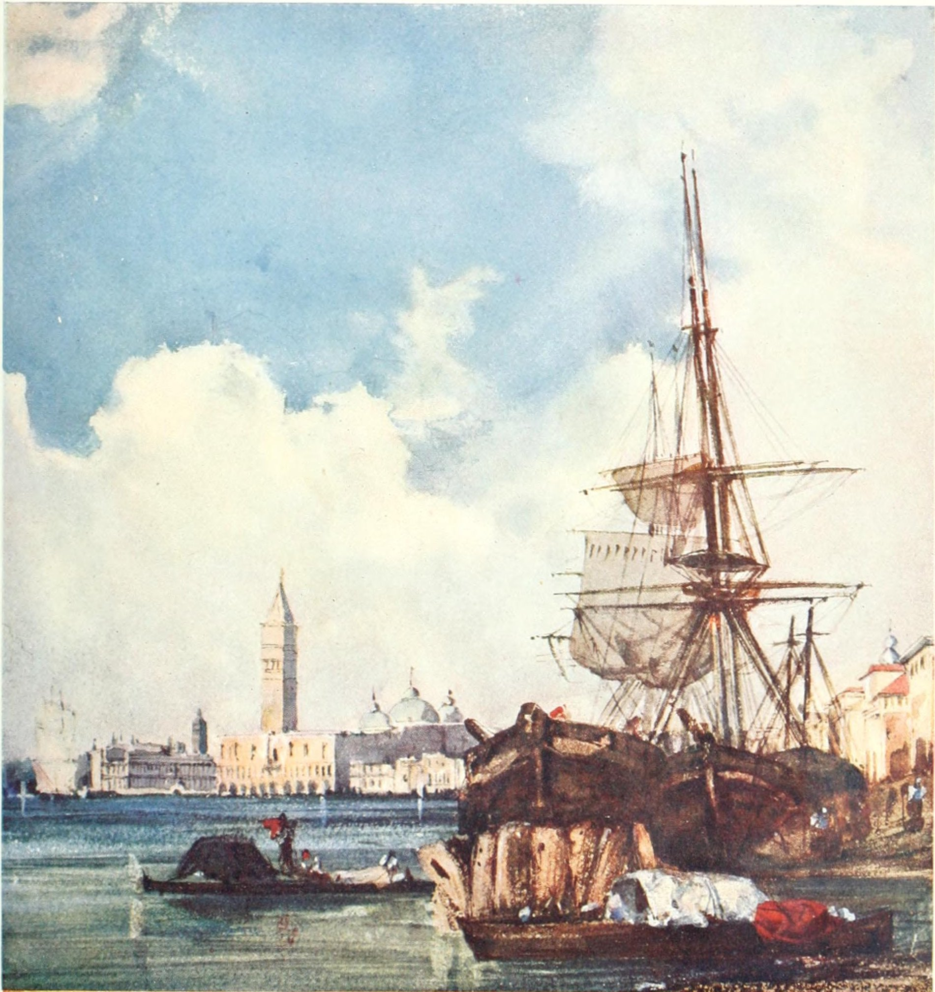Ричард Паркс Бонингтон (англ. Richard Parkes Bonington; 1802-1828 ...
