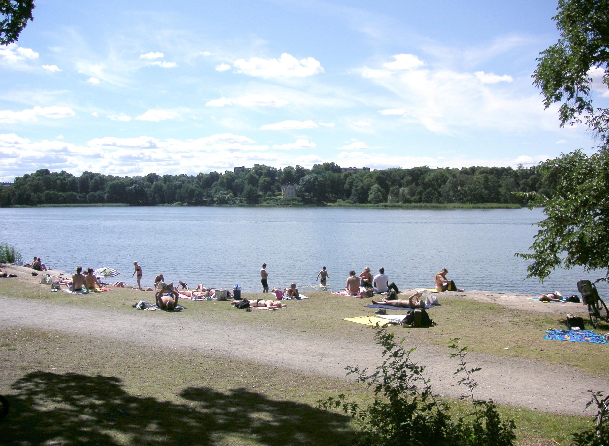 naken bad stockholm