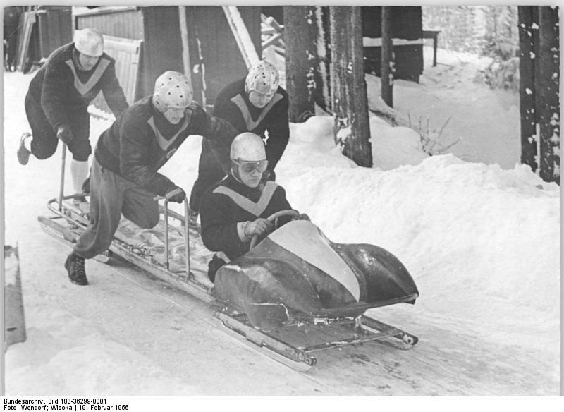 ort der ersten deutschen bobbahn
