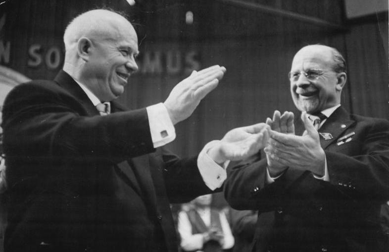 Nikita Khrushchev Military Wiki Fandom Powered By Wikia