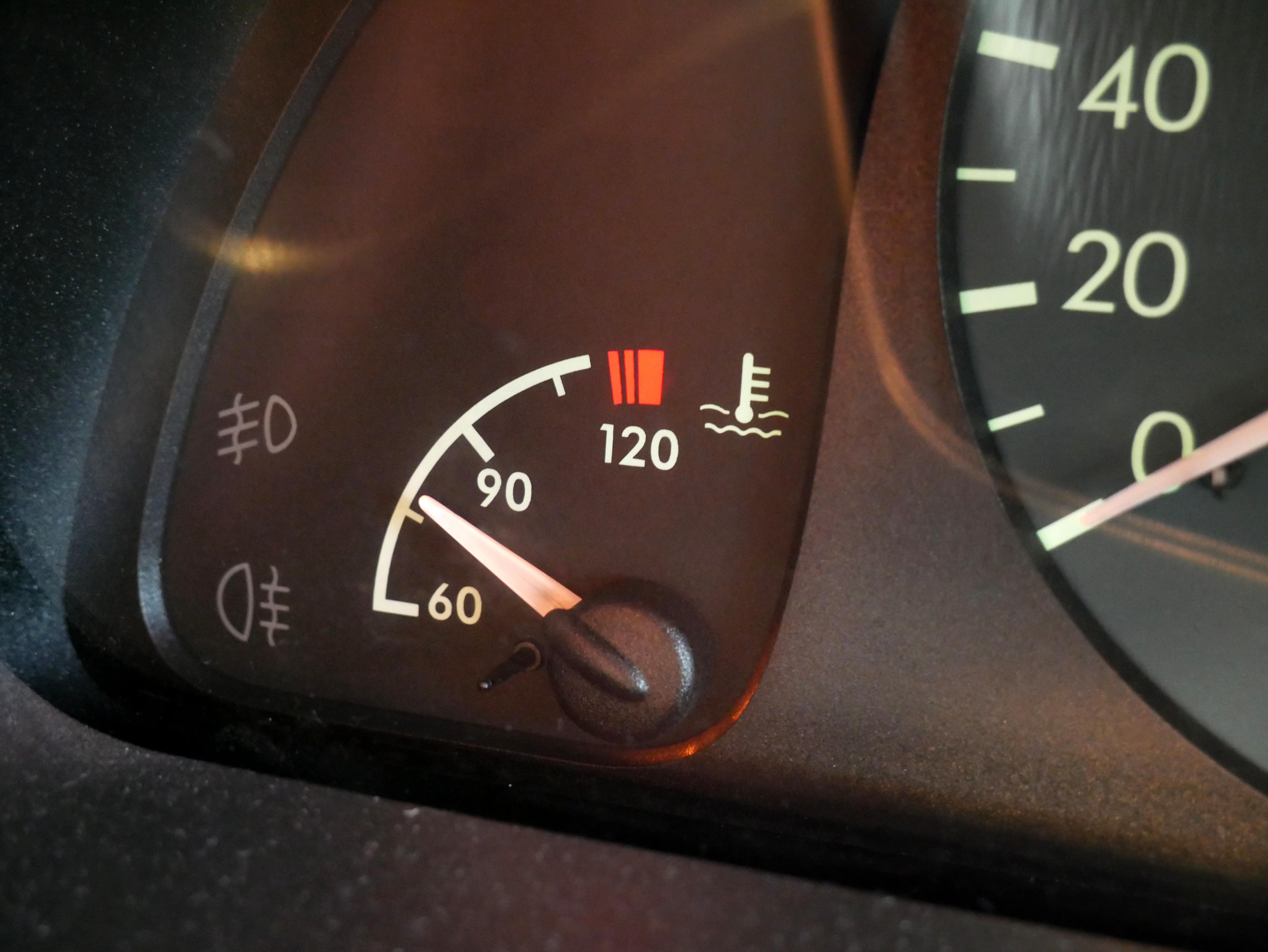 File Car Coolant Temperature Gauge Jpg