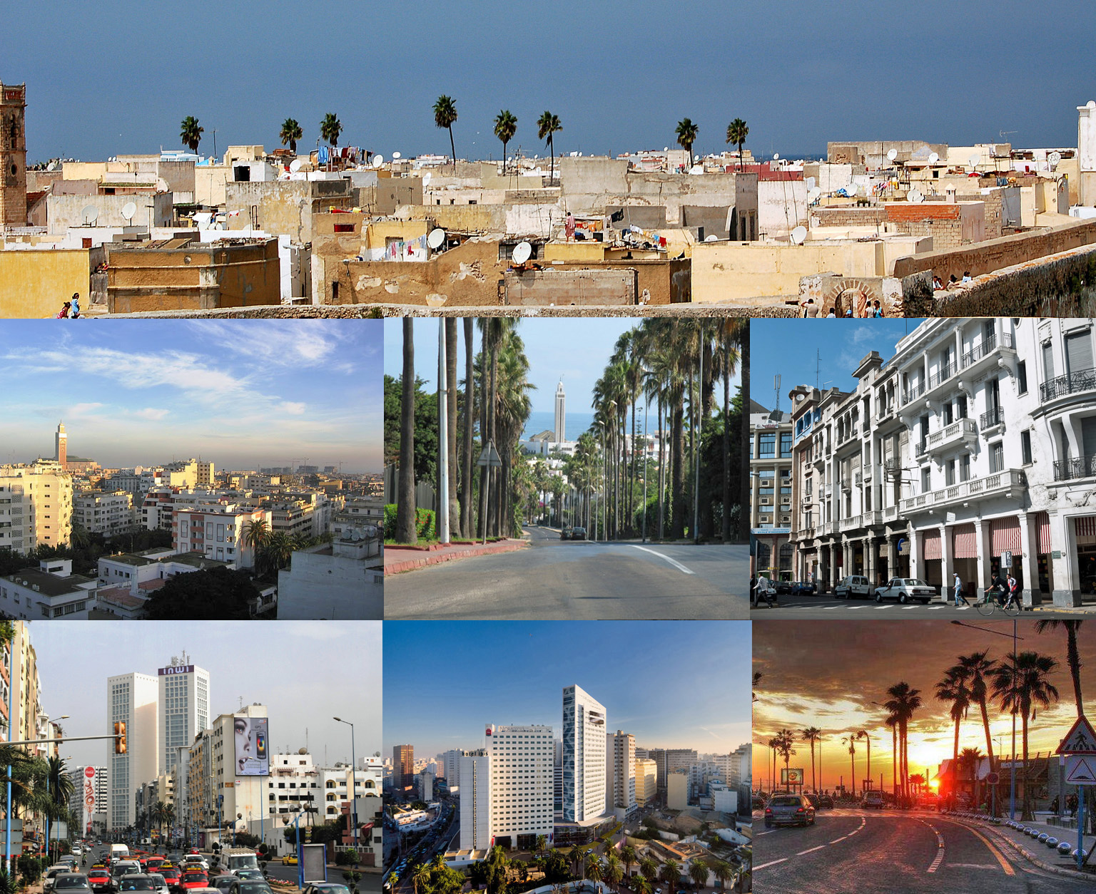 Casablanca wikiwand for Ecran exterieur
