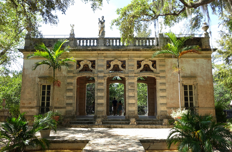 File:Casino - Vizcaya Museum and Gardens - Miami, Florida - DSC08671 ...
