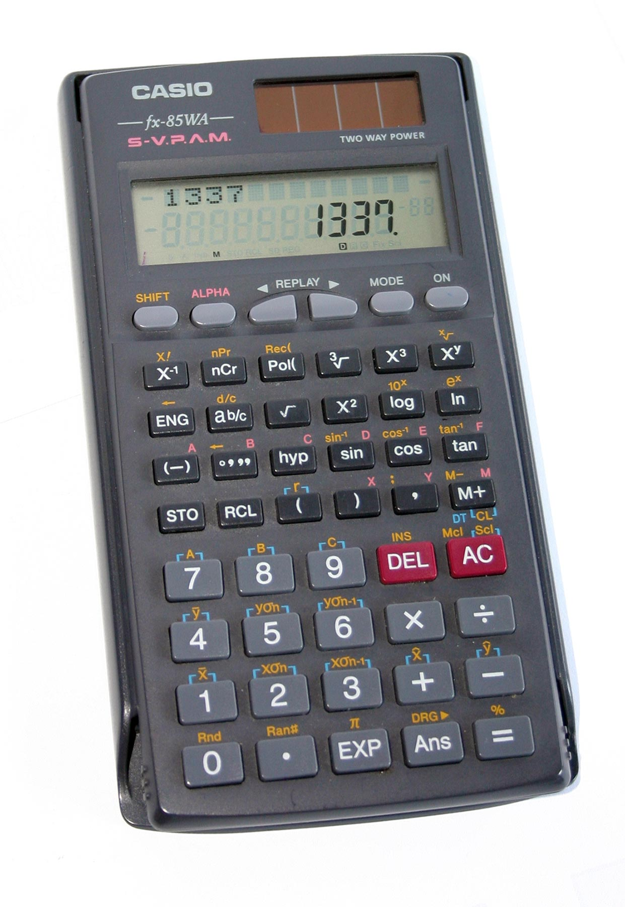 Depiction of Calculadora