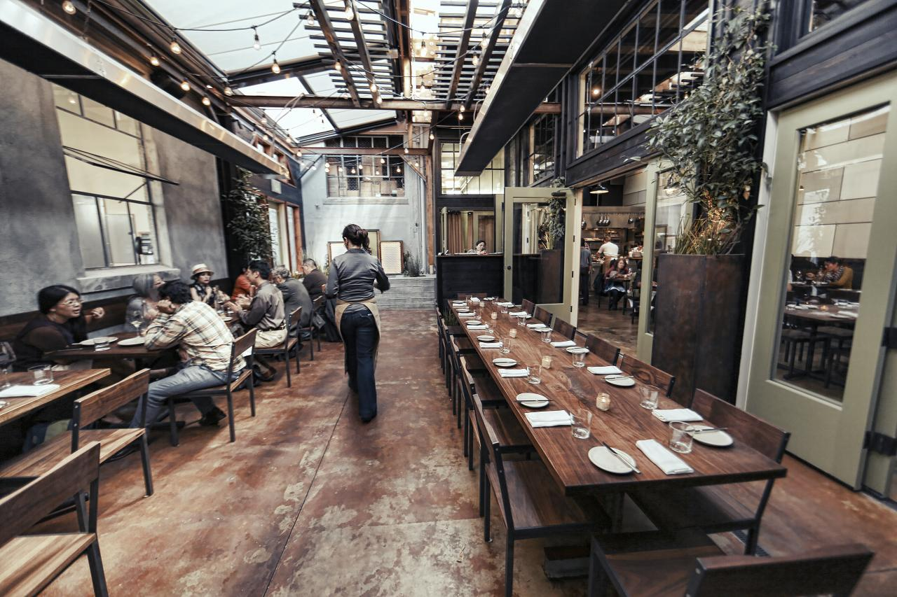 Best New Mission Restaurants Sf