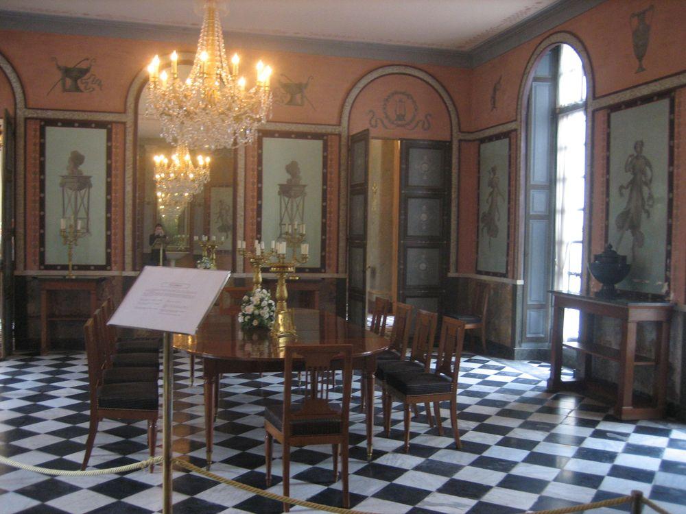 Decoration De Salle Pour Lmariage Blanc Et Rouge