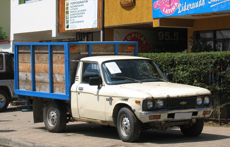 File Chevrolet Luv 1980 44403989504 Jpg Wikimedia Commons