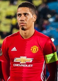 Chris Smalling 9 March 2017 (cropped).jpg