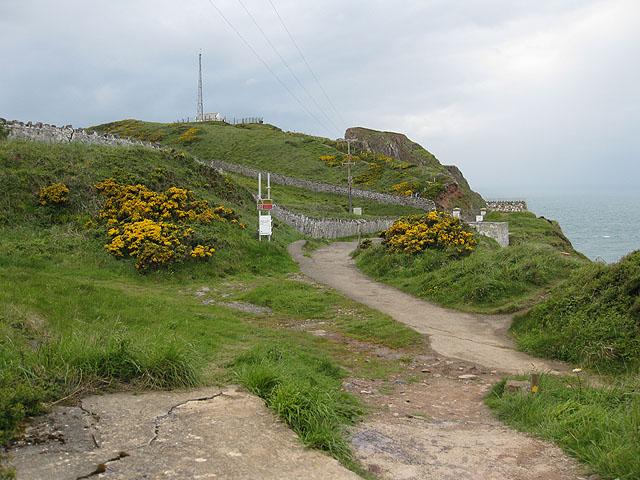 Coastguard Station, Hartland Point - geograph.org.uk - 1333676