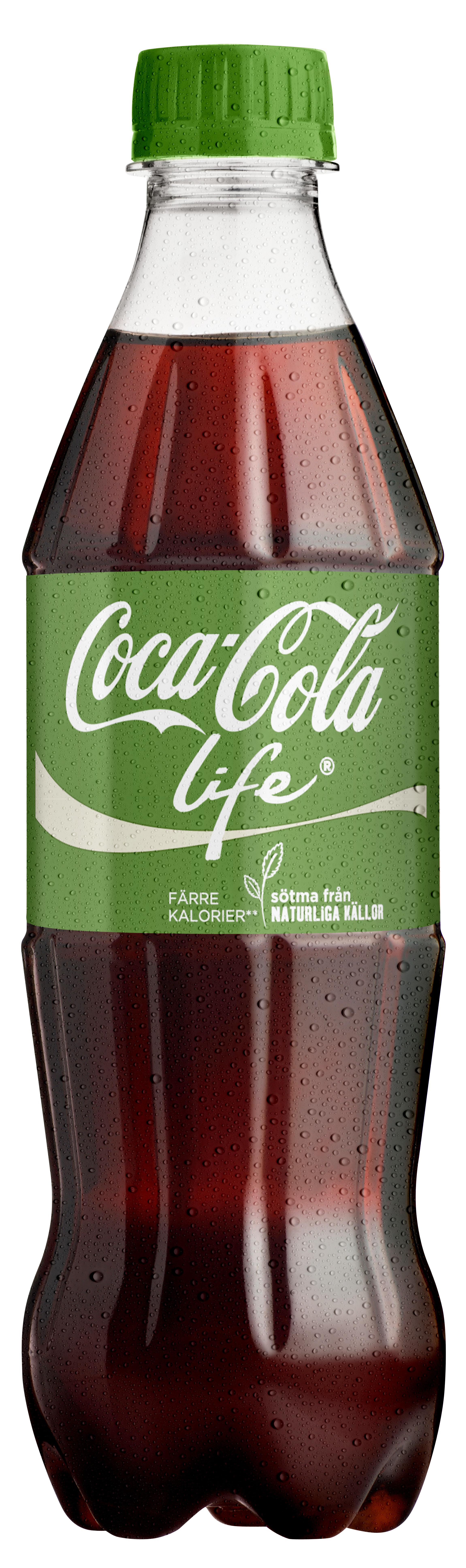 Coca Cola Life Nutrition Coca-cola Life 0.5 Liter.jpg