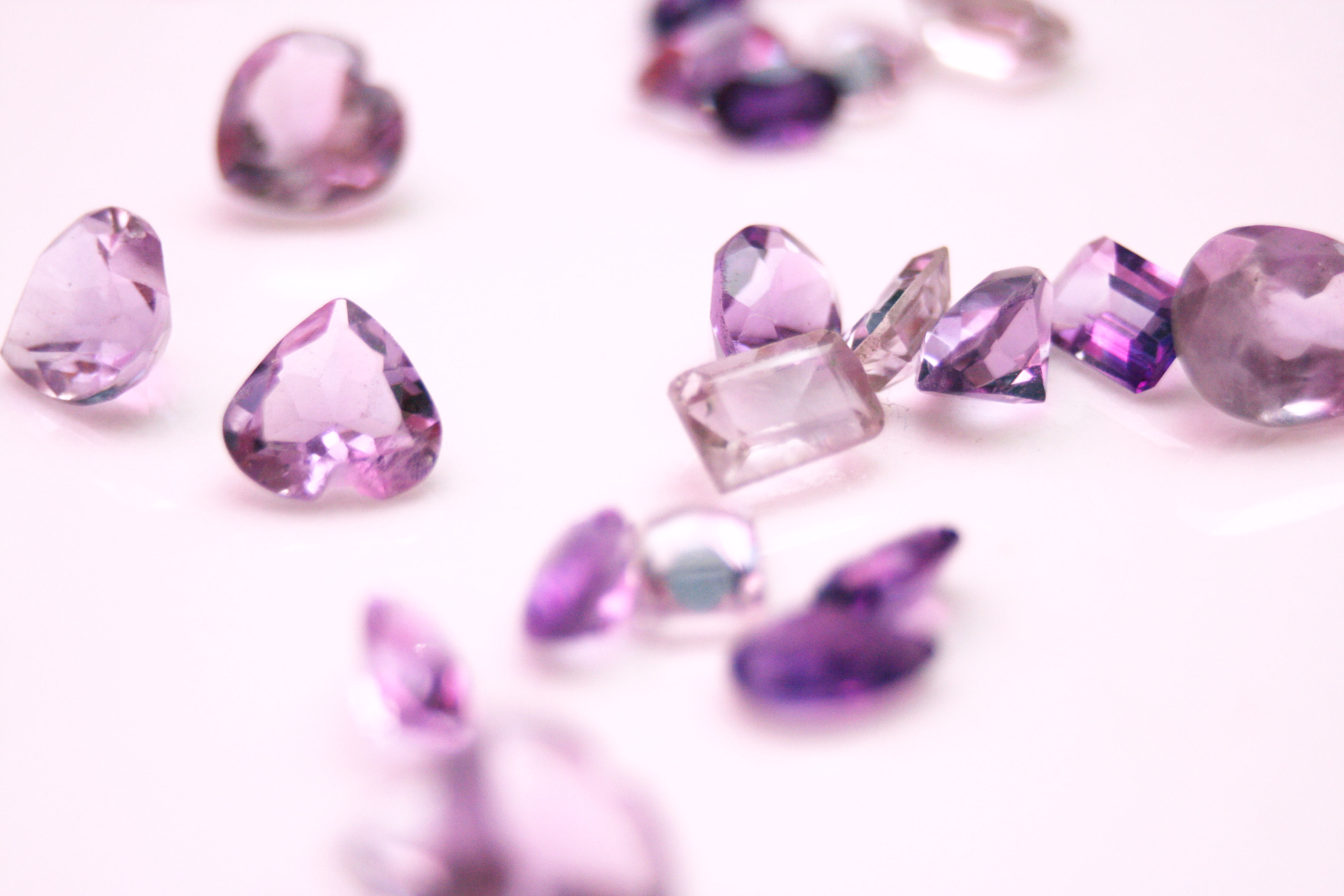 Images Of Amethyst Rings