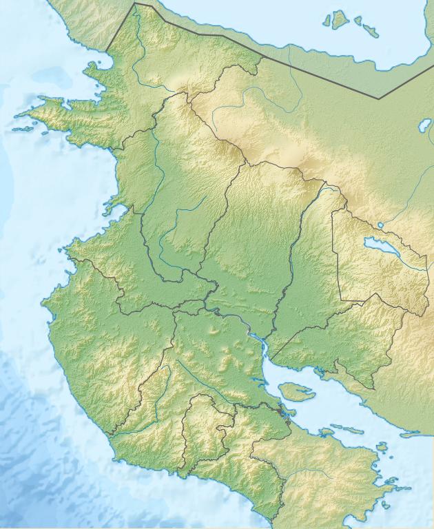 Datei:Costa Rica Guanacaste relief map.png – Wikipedia