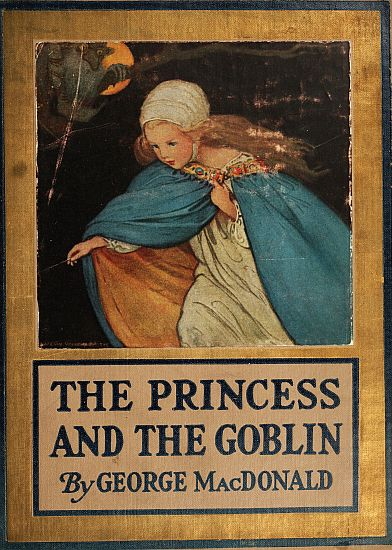 Image result for the princess and the goblin book cover
