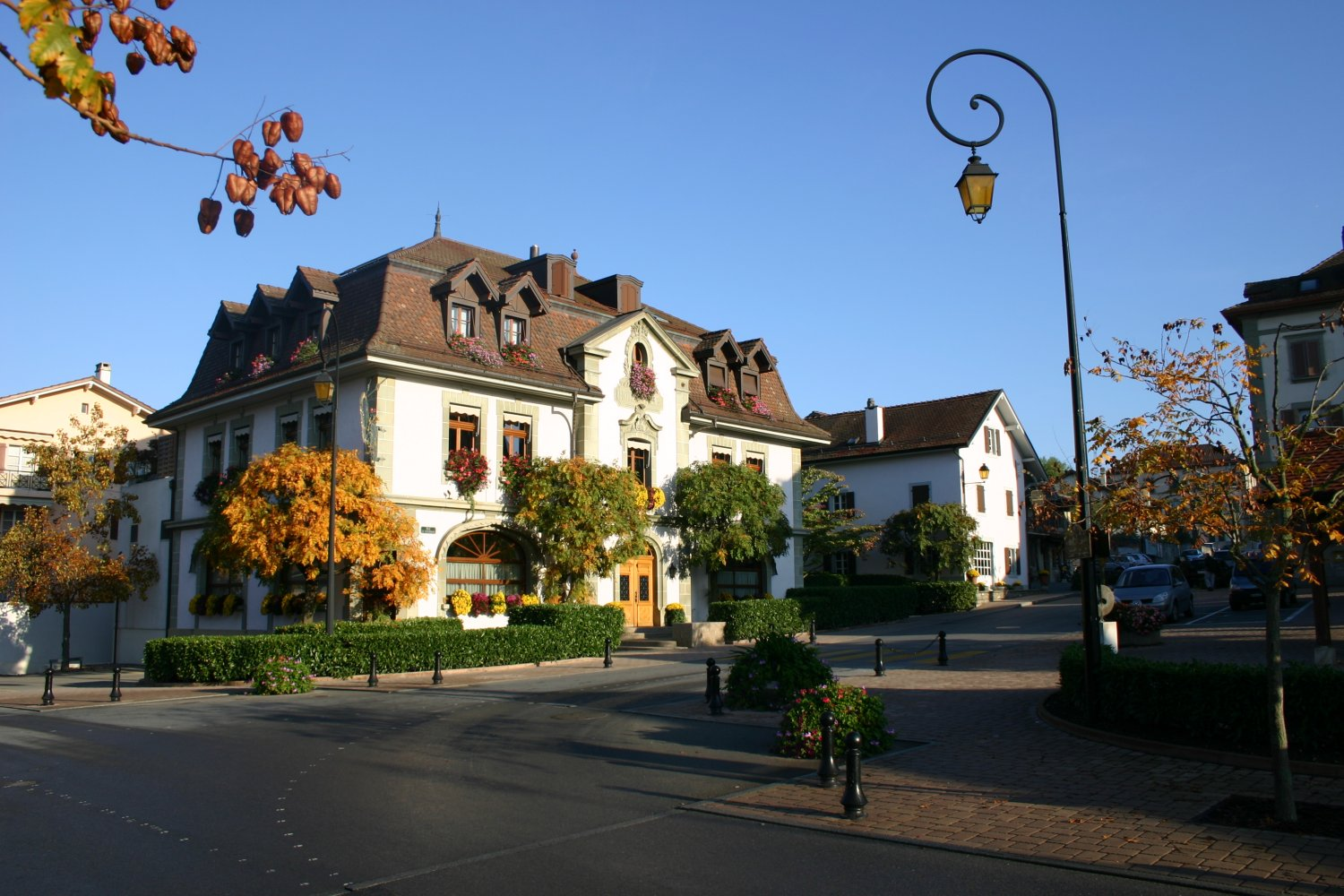 Restaurant De Lhotel De Ville Crissier