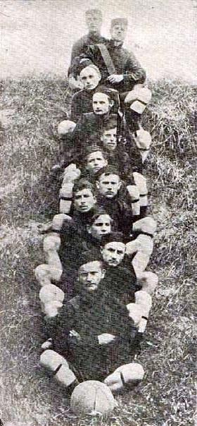 Pierwsi gracze Czarnych