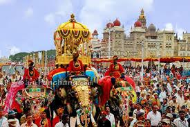 Mysore Dasara State-festival of Karnataka, India